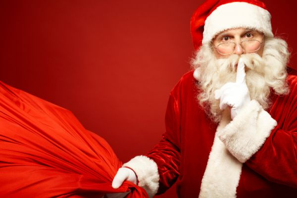 Spet prihaja Božiček…