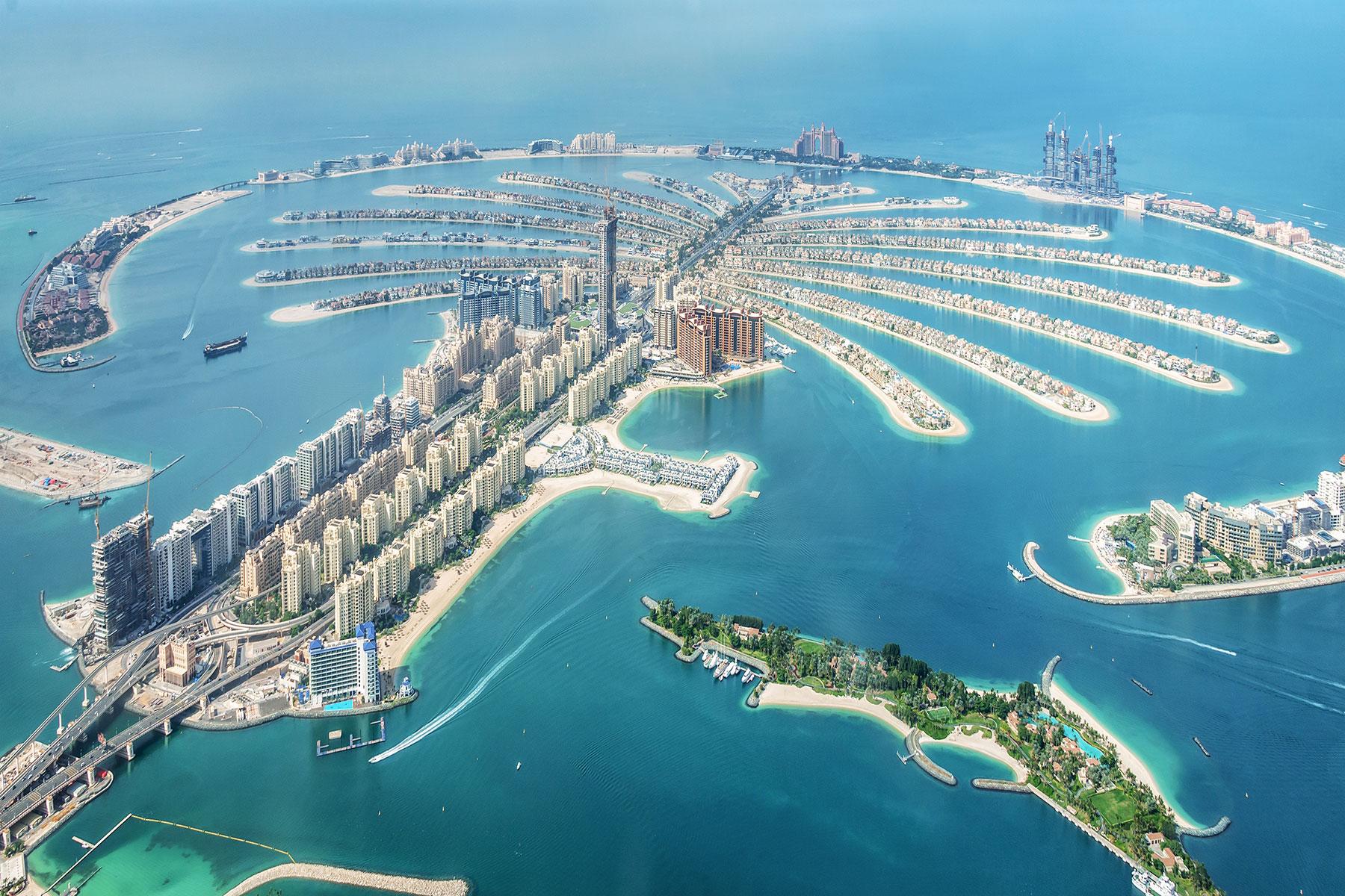 Ekskurzija v Dubaj na EXPO
